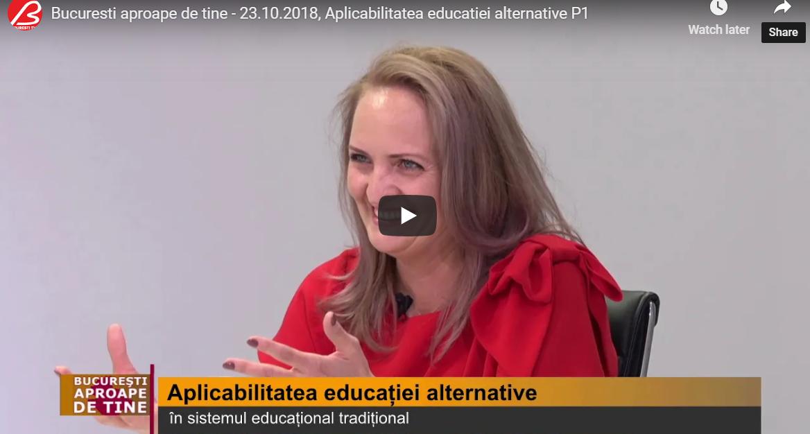 Aplicabilitatea educatiei alternative